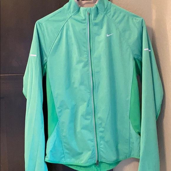 Nike Jackets & Blazers - Nike running jacket